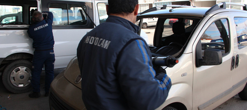 Ankara mobil cam değişimi